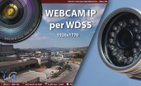 Webcam IP meteo per WDS5